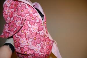 La mochila ROSA Mochila1
